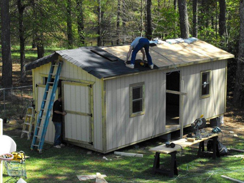 Affordable Storage Sheds and Outdoor Storage buildings for