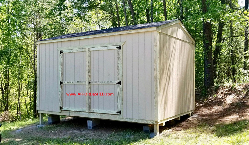 Testimonials about our High Quality Wooden Storage Sheds and